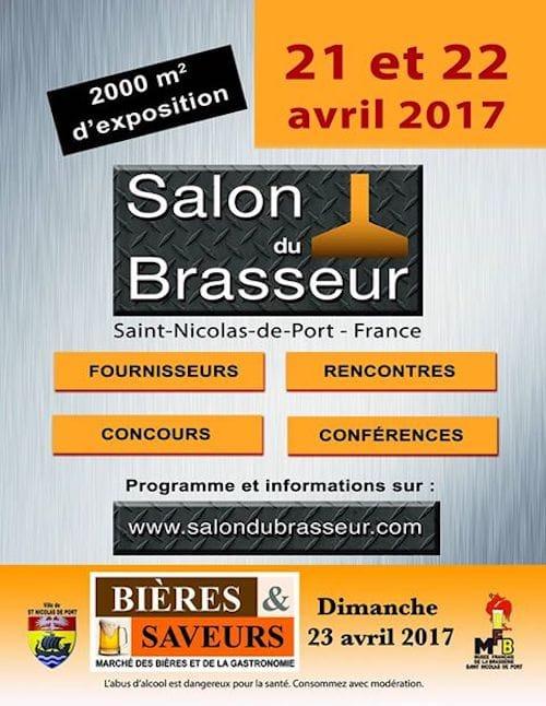 Salon du brasseur 2017 saint nicolas de port for Salon du vehicule de loisir 2017